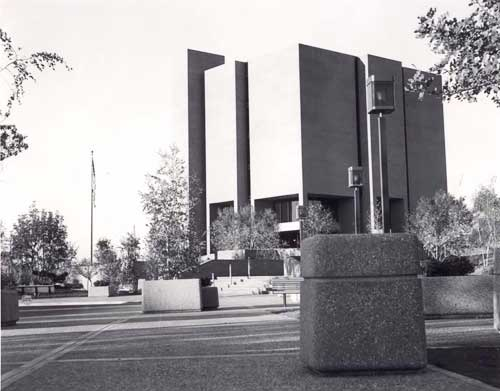 City Hall in the 70's