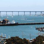 Seaport Village Attraction San Diego