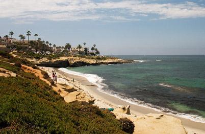 Picture of La Jolla Shores. La Jolla CA