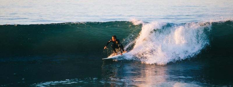 Best Surfing in San Diego