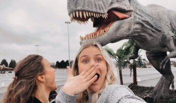 Jurassic Quest  – Dinosaurs Descend on San Diego AGAIN!