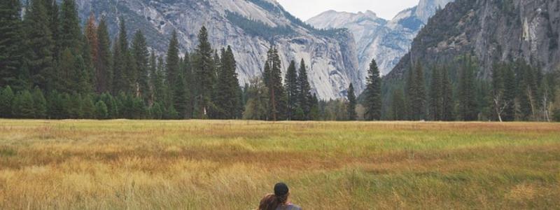 road trip to Yosemite