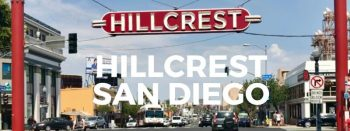 Hillcrest -San Diego's most stylish neighborhood