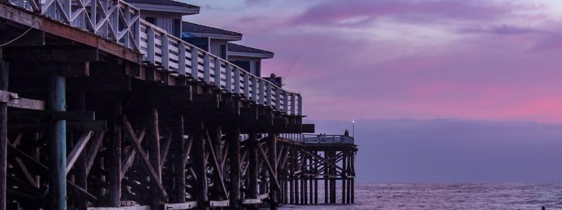 San Diego piers